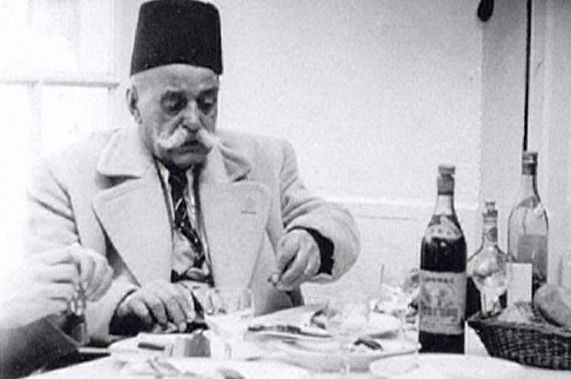Gurdjieff Lunch