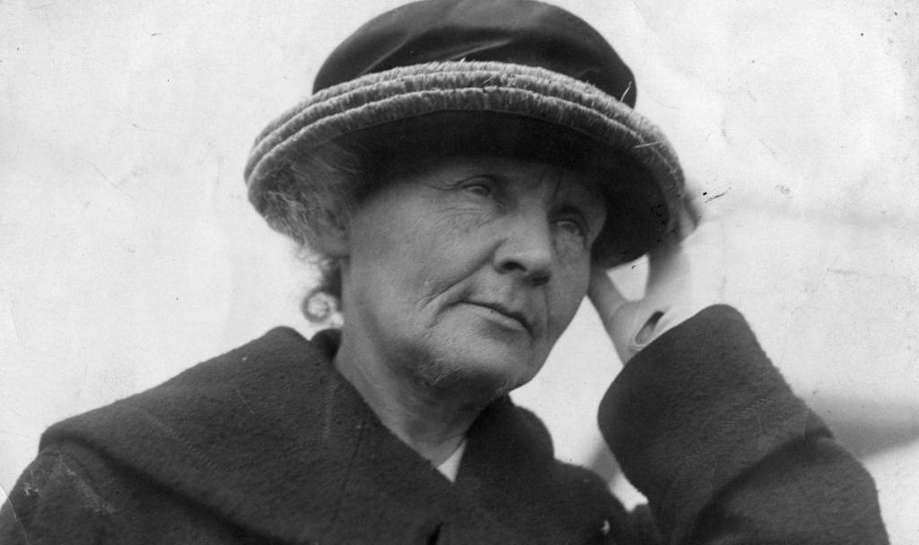 Beispiel für Enneagramm-Typ 5: Marie Curie
