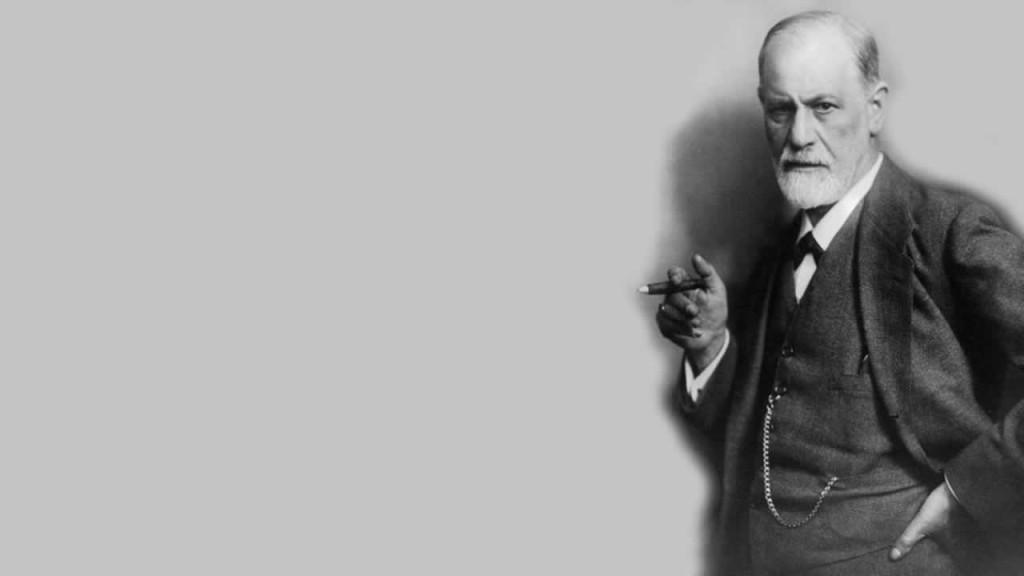 Beispiel für Engeren-Typ 6: Sigmund Freud