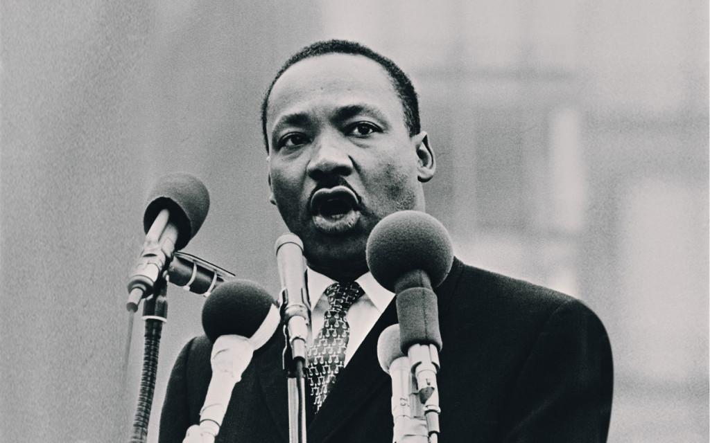 Martin Luther King war Enneagramm-Typ ACHT
