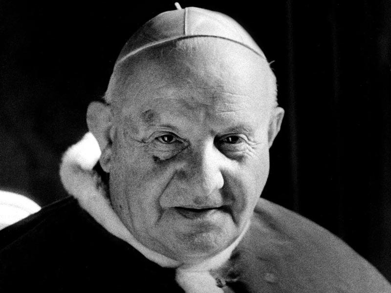 Papst Johannes XXIII. war Enneagramm-Typus NEUN